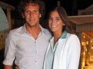 Diego Forlán se casa con Paz Cardoso