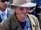 Johnny Depp se siente muy orgulloso de sus hijos