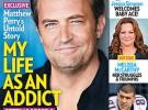Matthew Perry cuenta su vida como un adicto