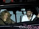 Shakira y Piqué disfrutan de sus vacaciones en Los Ángeles