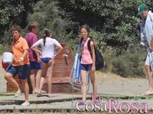 Los nietos de los Reyes siguen de vacaciones tras regresar de Palma