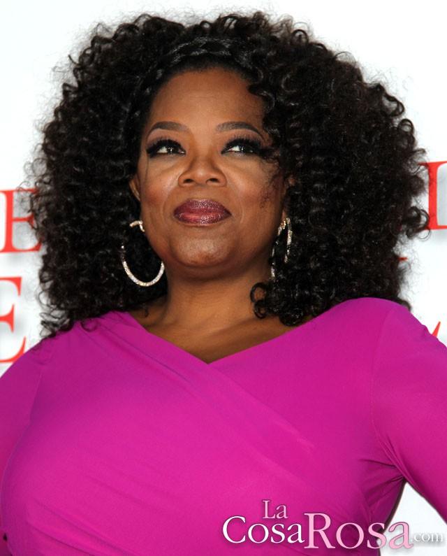 Oprah Winfrey se disculpa por nombrar a Suiza en el incidente del bolso