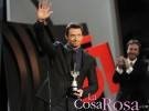 Hugh Jackman recibe con halago su premio Donostia