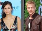 Nina Dobrev (The Vampire Diaries) y Derek Hough (Dancing with the stars) son pareja