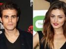 Paul Wesley y su excompañera de The Vampires Diaries Phoebe Tonkin salen juntos