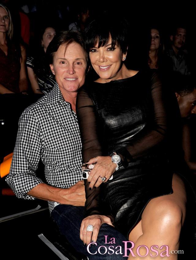 Kris y Bruce Jenner confirman su ruptura tras 22 años de matrimonio