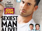 Adam Levine, el hombre más sexy de 2013 para People