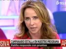 Duro enfrentamiento entre María José Campanario y María Patiño