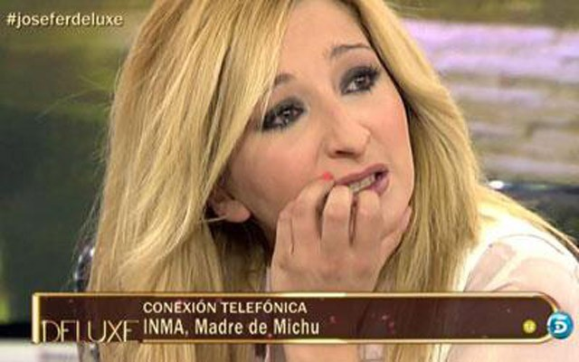 Michu, la novia de Jose Fernando habla de un supuesto maltrato