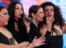 Las hermanas Salazar hacen las paces en televisión