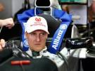 Michael Schumacher sale del coma y afronta una «dura» recuperación