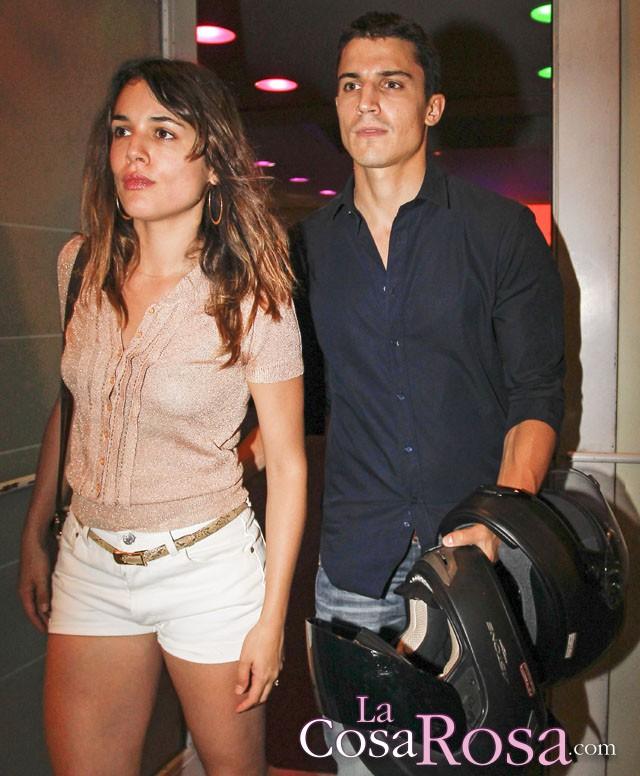 Adriana Ugarte y Álex González, de nuevo juntos en la portada de la revista Cuore