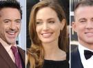 Angelina Jolie, la única mujer entre las 10 estrellas de Hollywood mejor pagadas