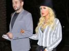 Christina Aguilera espera su segundo hijo