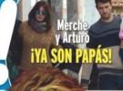 Merche se convierte en madre con el apoyo de Arturo Requejo