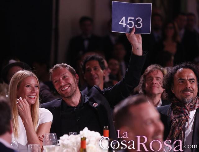 Gwyneth Paltrow y Chris Martin, empeñados en ser amigos