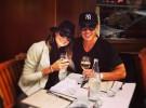 Stacy Keibler, la ex de George Clooney, se casa con Jared Pobre en una ceremonia íntima