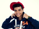 Abraham Mateo, mejor artista español en los premios Nickelodeon Kids'  Choice 2014