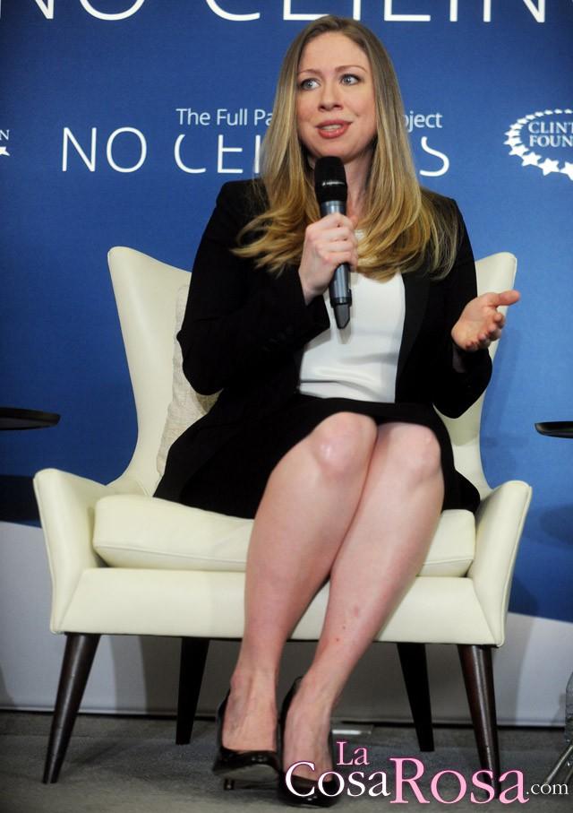 Chelsea Clinton está embarazada
