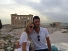 Novak Djokovic y su prometida esperan su primer hijo