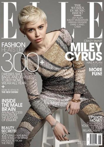 Miley Cyrus se encuentra liberada de Liam Hemsworth y Disney