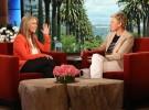 Jennifer Love Hewitt habla sobre su hija Autumn y su boda con Brian Hallisay