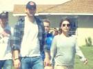 Mila Kunis, primeras fotos de su embarazo