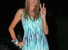 Paris Hilton monta un número a Kelly Osbourne en el Festival de Música de Coachella