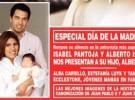Chabelita y Alberto Isla, portada y entrevista en ¡Hola!