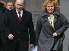 Vladimir Putin y su mujer firman el divorcio