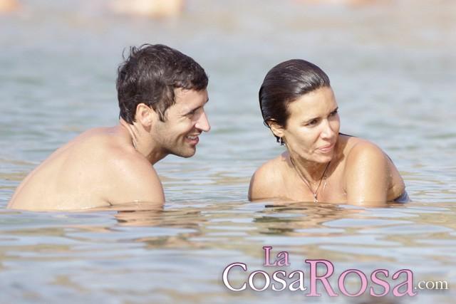 Raúl González y Mamen Sanz esperan su sexto hijo