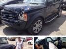 Shaila Dúrcal, accidente de tráfico sin consecuencias