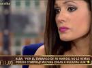 Alba opina sobre su ruptura con Antonio Tejado