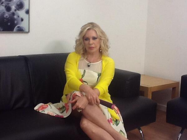 Bárbara Rey cuenta su relación sexual con Antonio Tejado