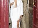 Kim Kardashian, más invitados comentan el caótico banquete de la boda del año