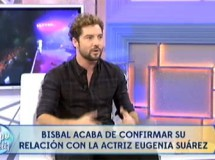 David Bisbal habla sobre su relación con Eugenia Suárez en ¡Qué tiempo tan feliz!