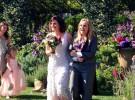 Melissa Etheridge se casa con Linda Wallem