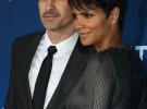 Halle Berry y Olivier Martinez, de lo más cariñosos en la presentación de Extant