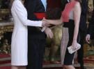 Isabel Preysler, David Bisbal o Pablo Alborán, entre los invitados a la recepción de Felipe VI