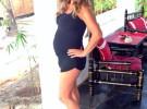 Jade Jagger se convierte en madre un mes después de estrenarse como abuela