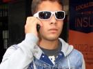 José Fernando detenido por la Policía con siete gramos de cocaína