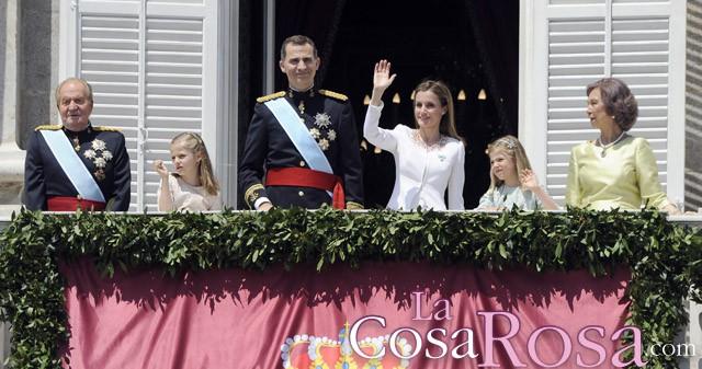 Felipe VI es proclamado Rey de España