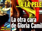 La agresión de Gloria Camila a una chica, portada de ¡Qué me dices!