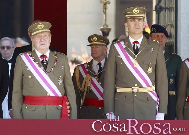 Felipe de Borbón podría ser proclamado Rey el miércoles, 18 de junio