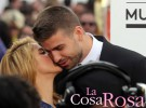 Shakira no se aleja de Gerard Piqué en Washington
