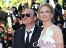 Uma Thurman y Quentin Tarantino, pareja sorpresa