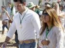 Alberto Isla regresa a su casa junto a Chabelita
