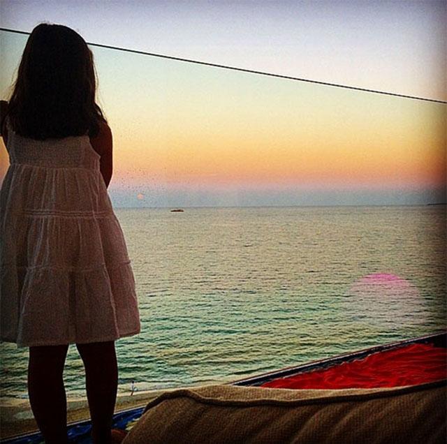 David Bustamante explota contra una usuaria de Instagram que se metió con su hija
