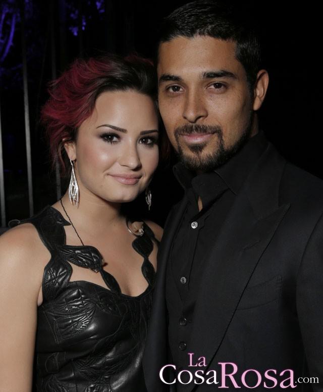 Unas fotos subidas de tono de Demi Lovato ven la luz en el Twitter de Wilmer Valderrama