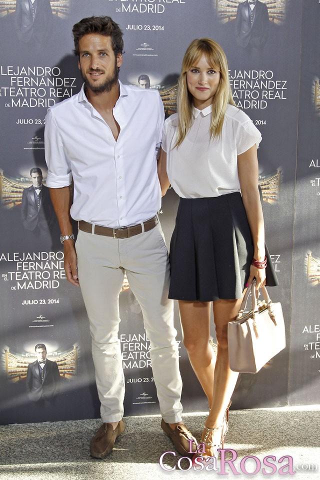 Alba Carrillo se casará con Feliciano López